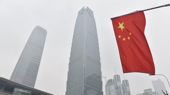 中國車市表現不佳。(圖:AFP)