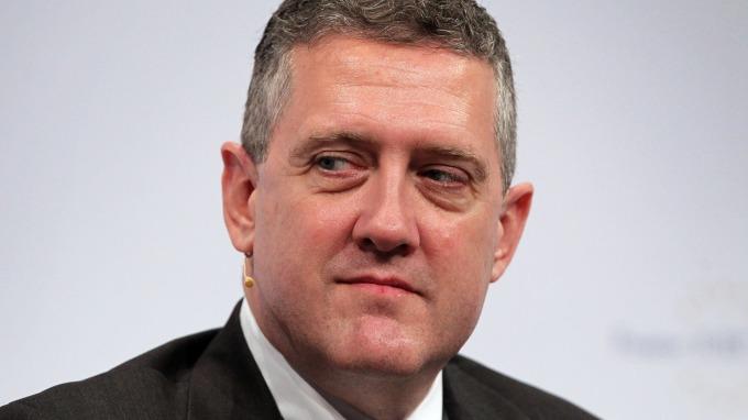 聖路易聯準銀行總裁布拉德 (James Bullard)  (圖:AFP)