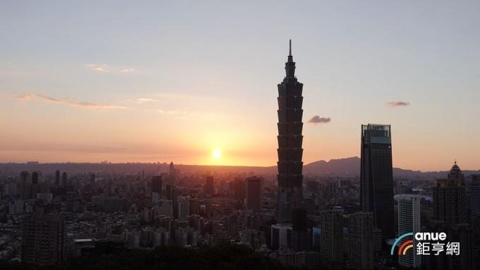 2018年北市大安區推案量居北台灣之冠。(鉅亨網記者張欽發攝)