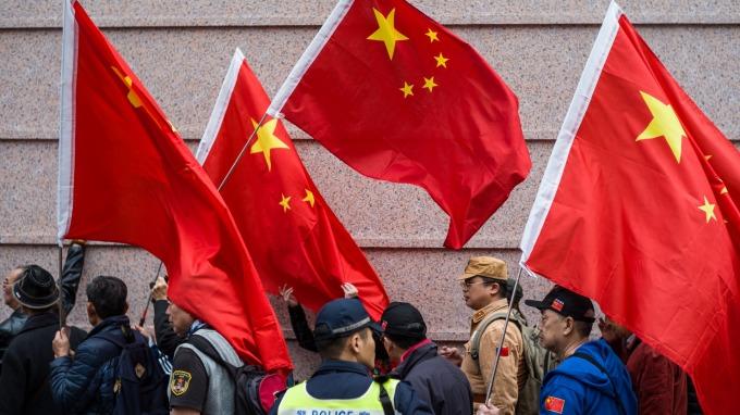 中國針對區塊鏈公司提出新規範(圖:AFP)