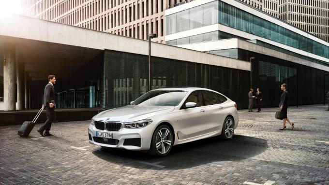 BMW榮獲商務人士理想品牌第一名殊榮。(圖:汎德永業提供)