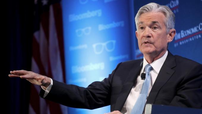 美國政府再關門下去 Fed該如何做出「數據引導」的決策?      (圖:AFP)