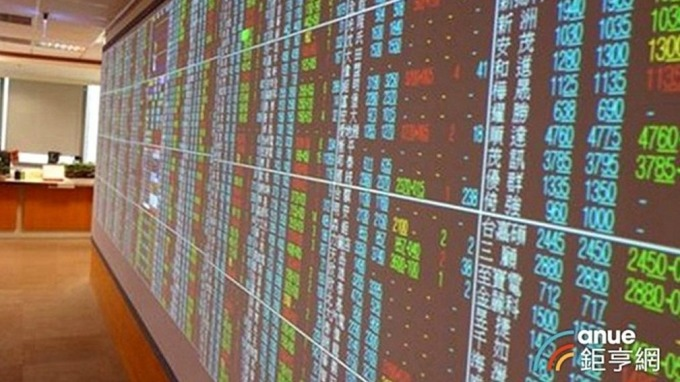 台股本週大漲376點站穩季線,全體上市公司總市值29.4兆。(鉅亨網資料照)