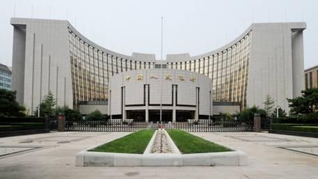 (圖一:中國人民銀行迎戰通貨緊縮?鉅亨網AFP)
