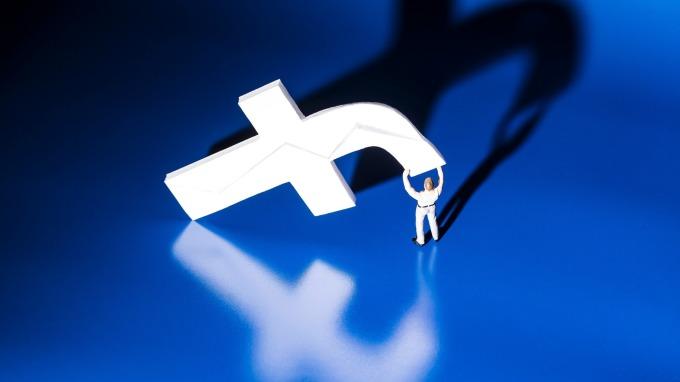 德國反壟斷監管機構將禁止臉書若干用戶的數據收集(圖:AFP)