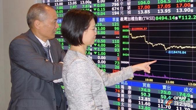 台股價跌量縮,以外資賣逾42億元為賣壓來源。(鉅亨網資料照)