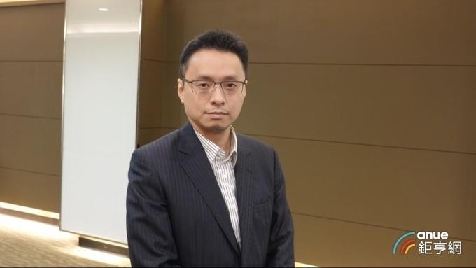 富喬董事長張元賓。(鉅亨網記者張欽發攝)