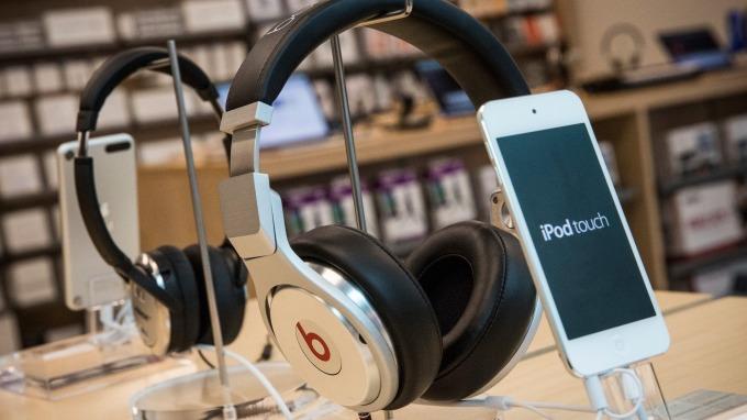 傳蘋果擬開發新一代iPod touch(圖:AFP)