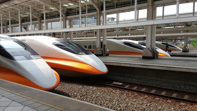 台灣高鐵春節返鄉搭乘需求暢旺。(圖:取自台灣高鐵臉書粉絲團)