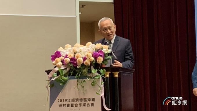 台北電腦公會總幹事杜全昌表示,中美貿易戰除了東南亞以外,沖繩也是一個選擇。(鉅亨網記者林宥辰)