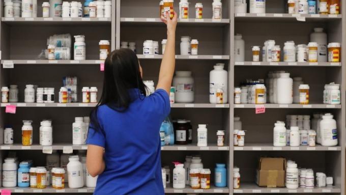 國鼎宣布旗下小分子新藥通過俄羅斯藥品臨床審查,將進行臨床二期試驗。(圖:AFP)