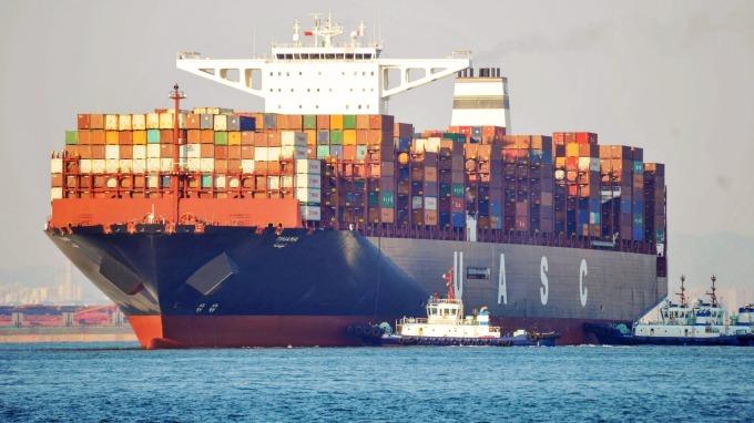 貿易全球化已出現轉折。(圖:AFP)