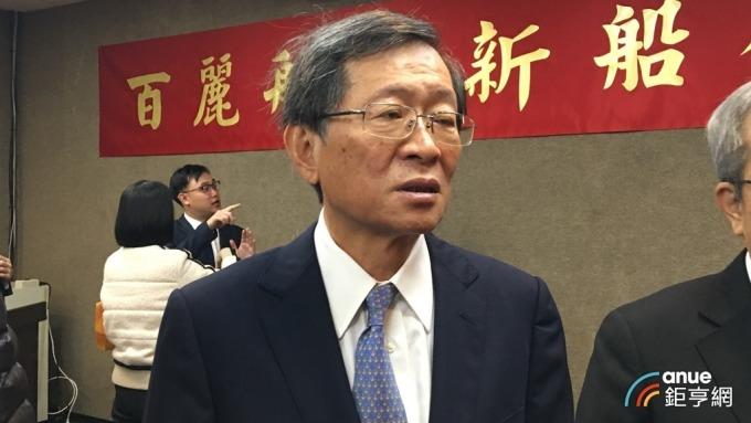 慧洋海運董事長藍俊昇。(鉅亨網記者王莞甯攝)