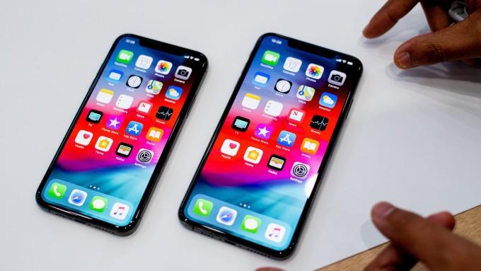 蘋果iPhone需求大減(圖:AFP)