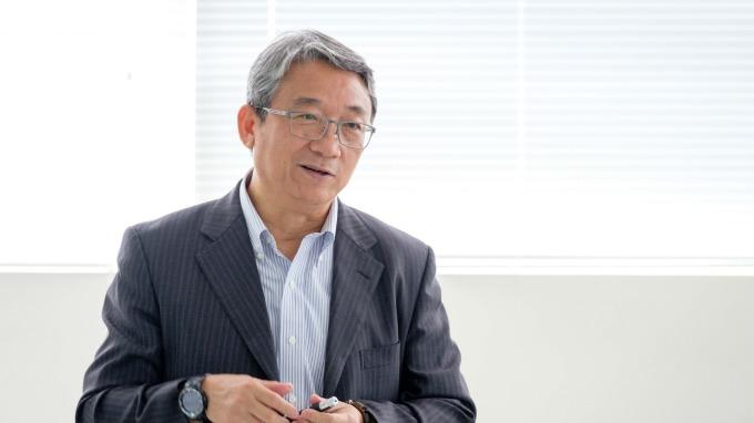 全聯執行長謝健南。(圖:全聯提供)