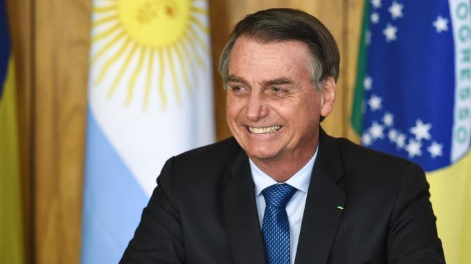 圖:AFP  巴西新當選總統波索納洛