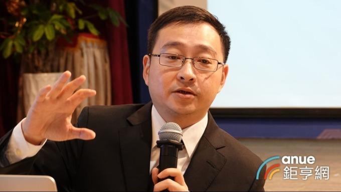 金像電董事長楊承澤。(鉅亨網記者張欽發攝)