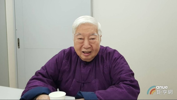 南僑董事長陳飛龍。(鉅亨網記者張欽發攝)