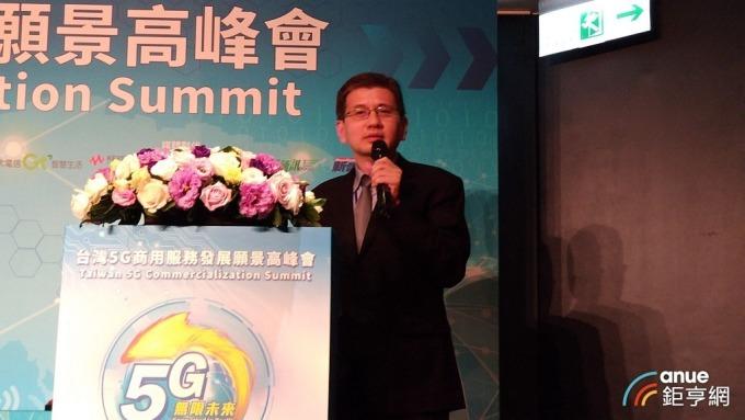鴻海8K+5G研究計畫負責人劉登榮。(鉅亨網記者彭昱文攝)