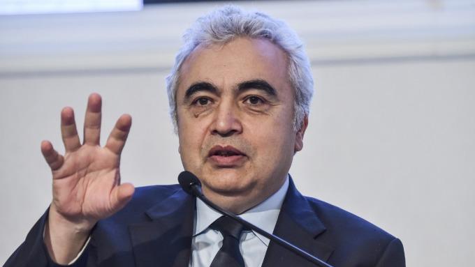國際能源署 (IEA) 署長 Fatih Birol。(圖:AFP)