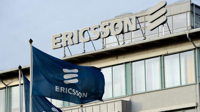 愛立信攜手高通子公司,打造5G商用新頻段。(圖:AFP)