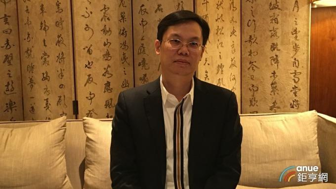 新零售新任總經理由現任大宇資董事長凃俊光接棒。(鉅亨網記者王莞甯攝)