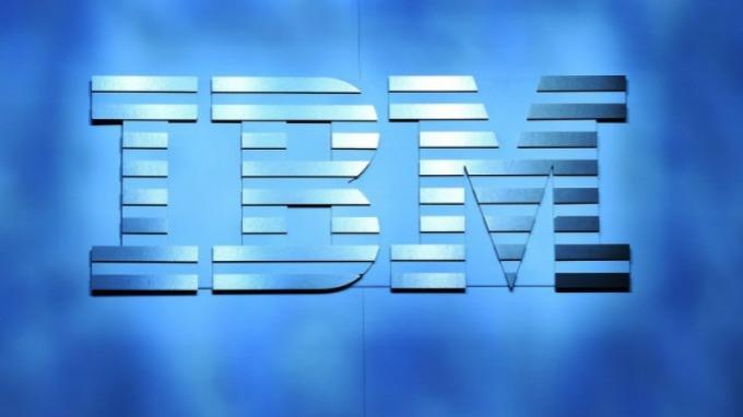 IBM去年第四季營收、獲利均優於預期。(圖:AFP)