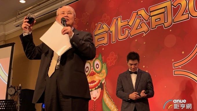 台化副董事長洪福源。(鉅亨網記者林薏茹攝)