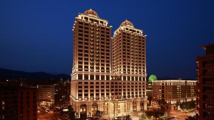 台北美福飯店。(圖:美福提供)