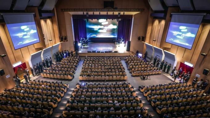 嚴凱泰追思音樂會現場。(圖:裕隆提供)