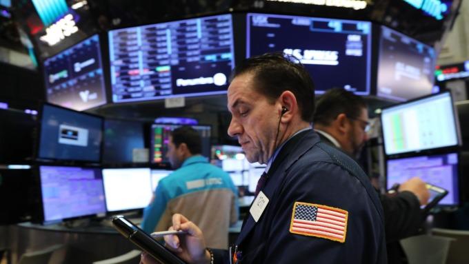 美銀美林:美股要想再現行情 得先突破40週均線      (圖:AFP)