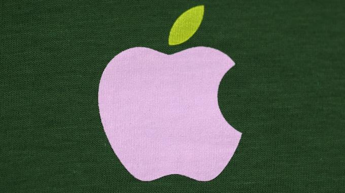 圖:AFP  蘋果iPhone銷售下降 股價却上漲