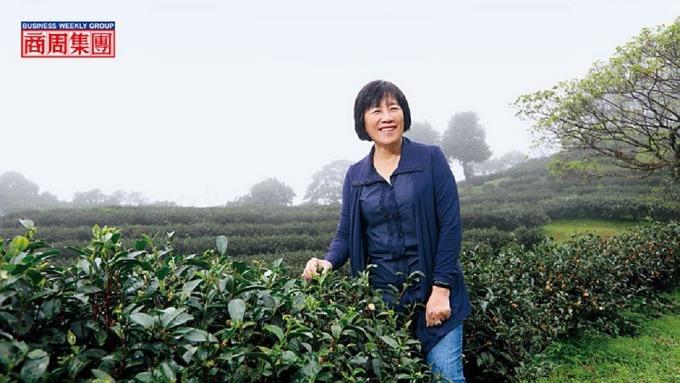 台灣農林公司董事長林金燕。(圖:商業周刊)