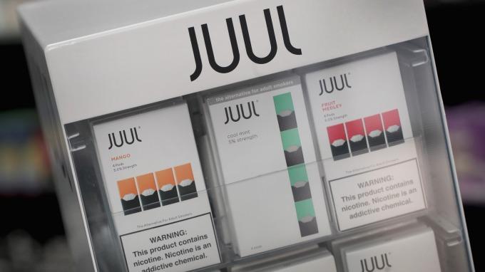 遭批高投資低回報,全美最大菸商CEO努力釋疑。(圖:AFP)