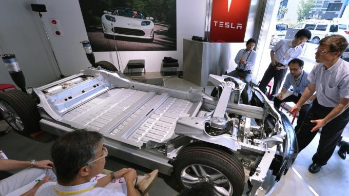 提升電池製造及組裝技術特斯拉2 18億美元收購Maxwell Technologies