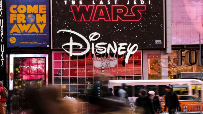 迪士尼致力推動串流服務 ESPN+用戶成長1倍 但成本壓力極高。(圖:AFP)