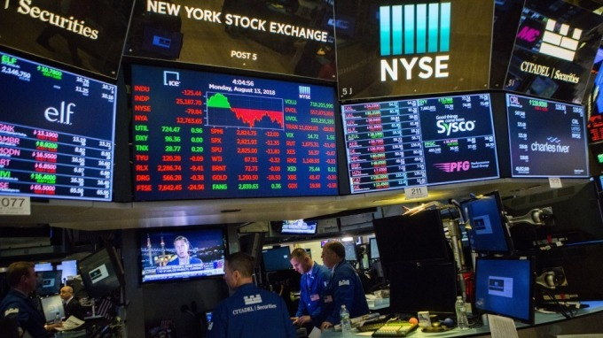 US stock market – economic growth and US-China trade spread