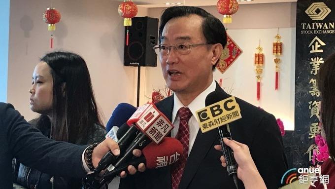 〈金融業新春團拜〉證交所董座許璋瑤:五大面向吸引資金來台投資