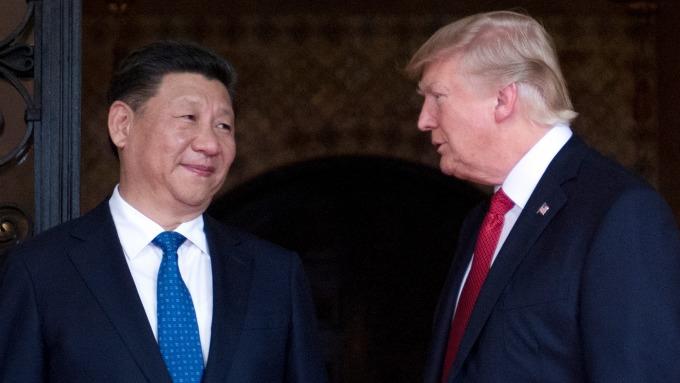 新一輪美中貿易談判於北京登場。(圖:AFP)