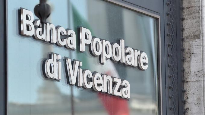 圖:AFP  義大利銀行業壓力沉重