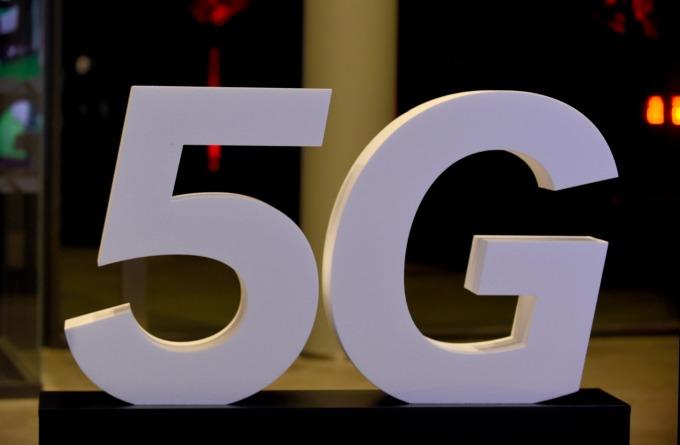 華為是 5G 網路平台發展的翹楚。(圖:AFP)