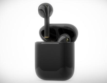 傳Airpod 2將推出黑色款(圖:macrumors)