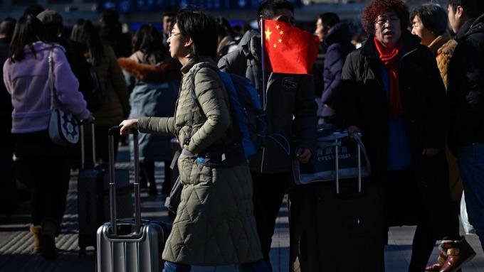 2019年,中國經濟估將持續承壓。(圖:AFP)