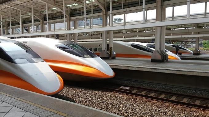 高鐵春節疏運265萬人次。(圖:取自台灣高鐵臉書粉絲團)