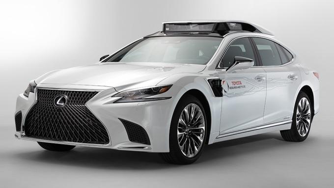 〈全球攻AI〉加速自駕車開發 豐田在中國成立研發據點