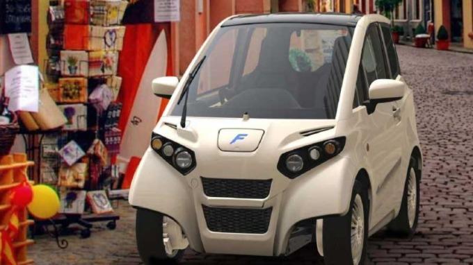日EV新創公司FOMM 在泰國量產換電式超小型EV