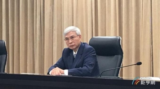 台灣央行總裁楊金龍。(圖片來源:anue鉅亨網)