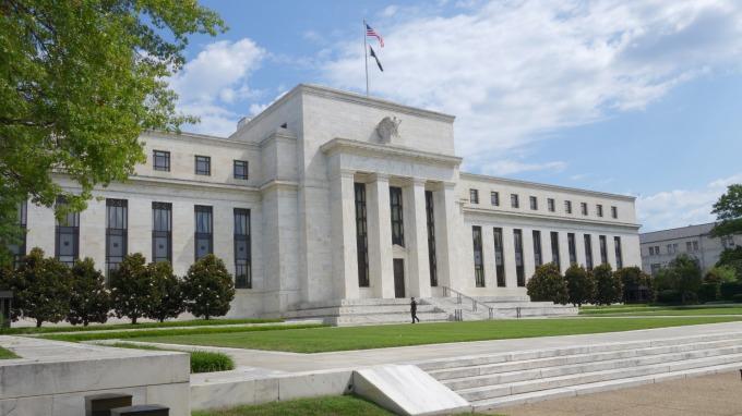 聽其言後要觀其行 關注Fed會議紀錄。(圖:AFP)