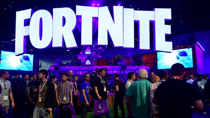 分析師:「要塞英雄」不是電子遊戲業者陷入困境的主因。(圖:AFP)