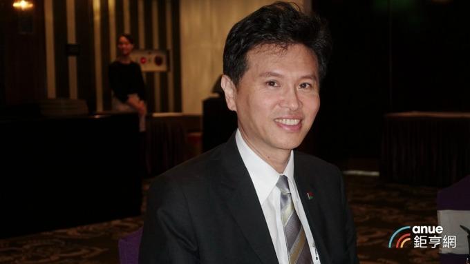 信義代銷總經理李少康。(鉅亨網記者張欽發攝)
